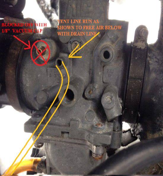 How Do I Remove A Carburetor On Yamaha Blaster