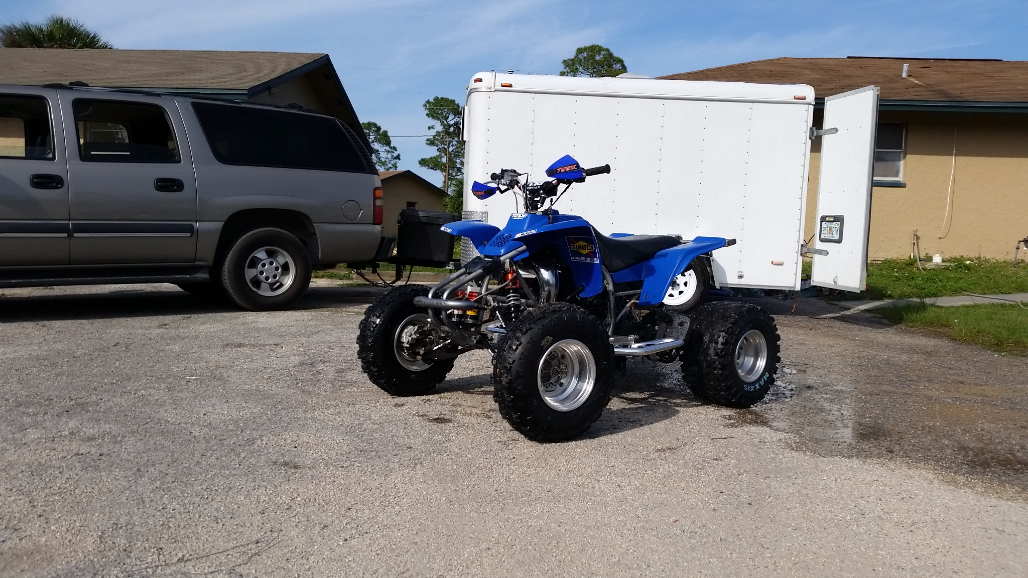 What Do You Haul Your Quads Around With Blasterforum Com