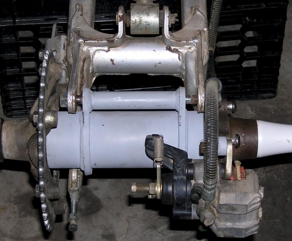 Yamaha Banshee Rear Axle Diagram