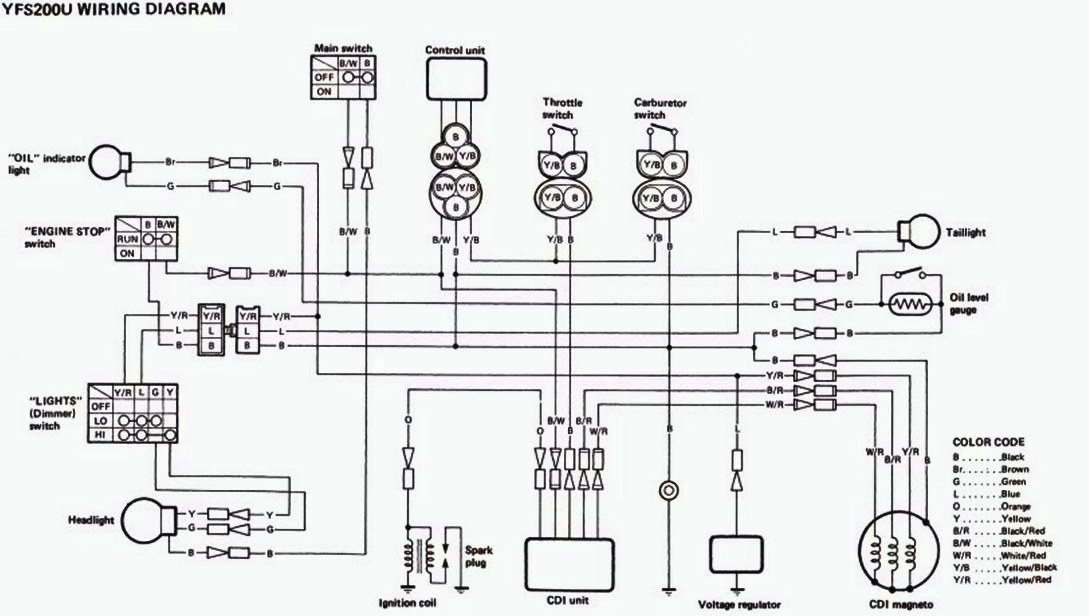 Stock wiring diagrams- | Blasterforum.com | 1998 200 Yamaha Blaster Wiring Diagram |  | Yamaha Blaster Forum